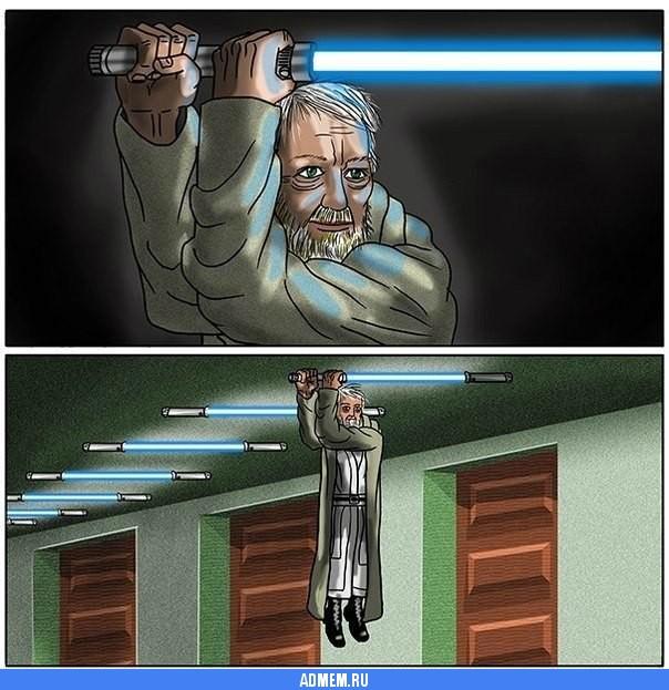 Смешные картинки о стар варсе